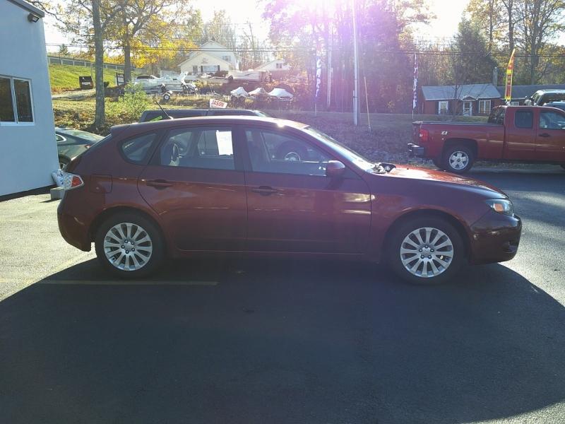 Subaru Impreza Wagon 2010 price $5,950