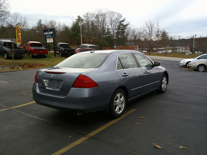 Honda Accord Sdn 2007 price $4,950