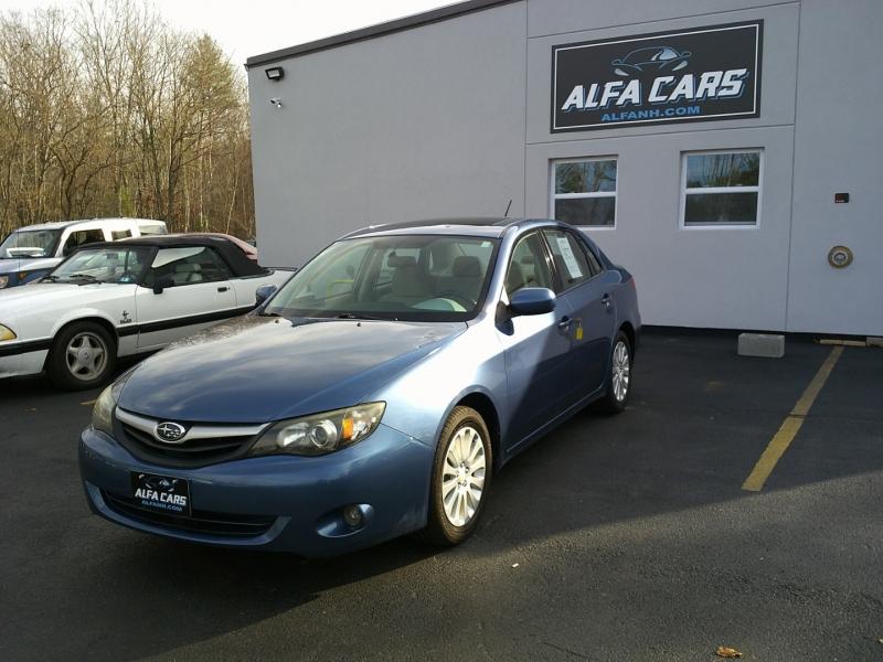 Subaru Impreza Sedan 2010 price $6,950