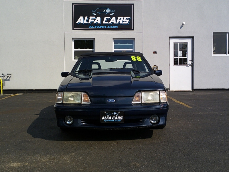 Ford Mustang 1988 price $8,750