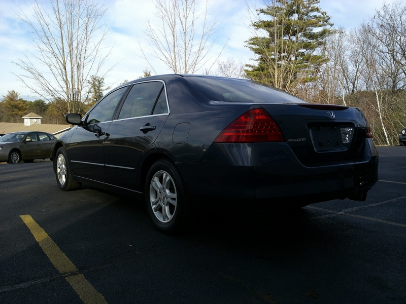 Honda Accord Sdn 2006 price $4,750