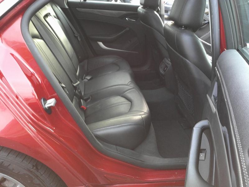 Cadillac CTS Sedan 2011 price $9,550