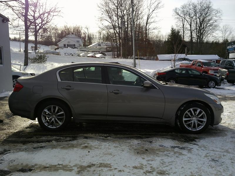 Infiniti G37 Sedan 2009 price $5,850