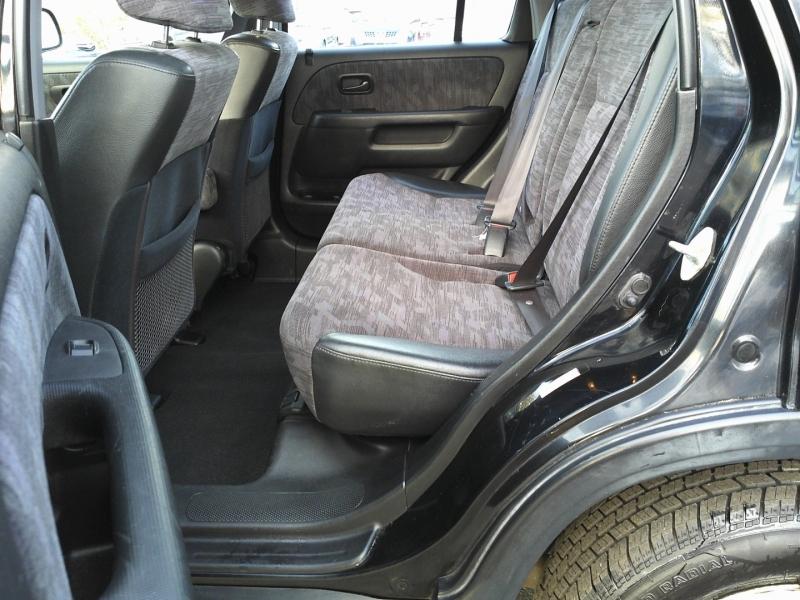 Honda CR-V 2002 price $4,550
