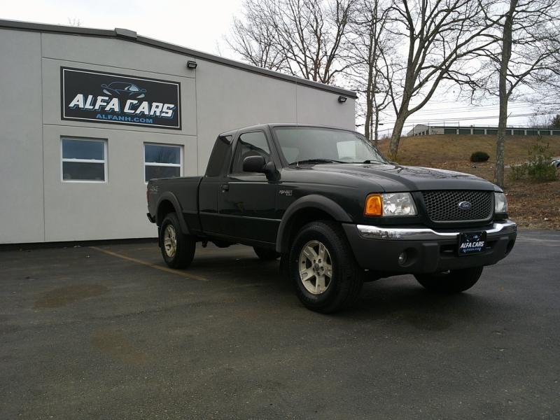 Ford Ranger 2002 price $5,550