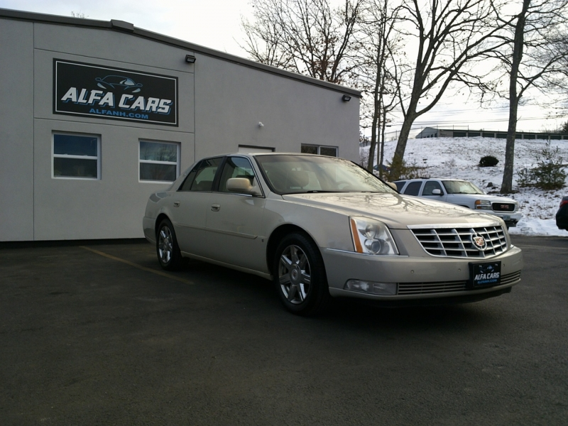 Cadillac DTS 2007 price $4,950