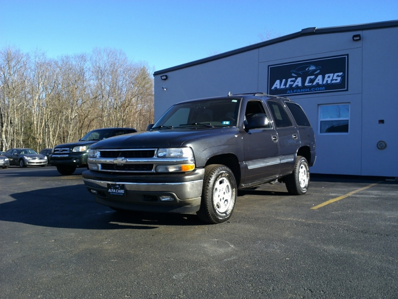 Chevrolet Tahoe 2006 price $6,950