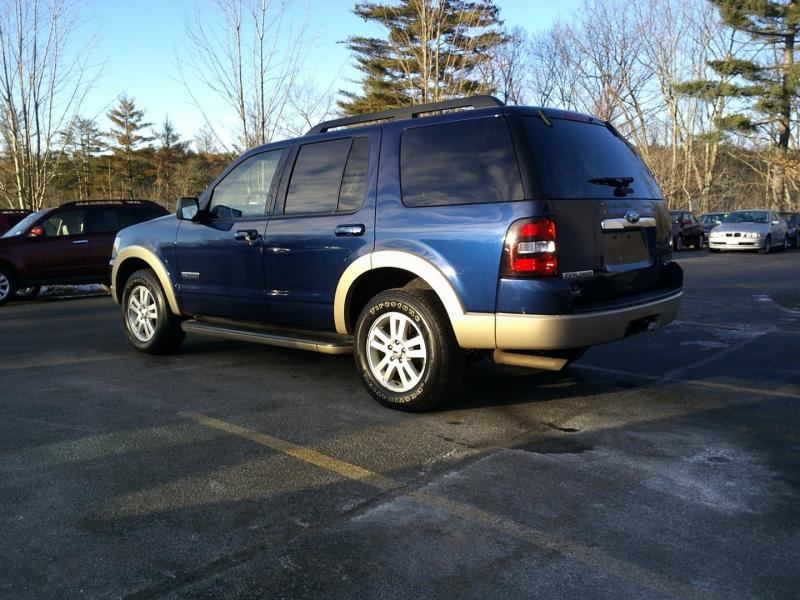 Ford Explorer 2008 price $6,750
