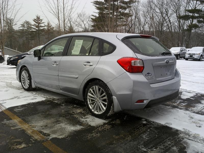 Subaru Impreza Wagon 2013 price $8,950
