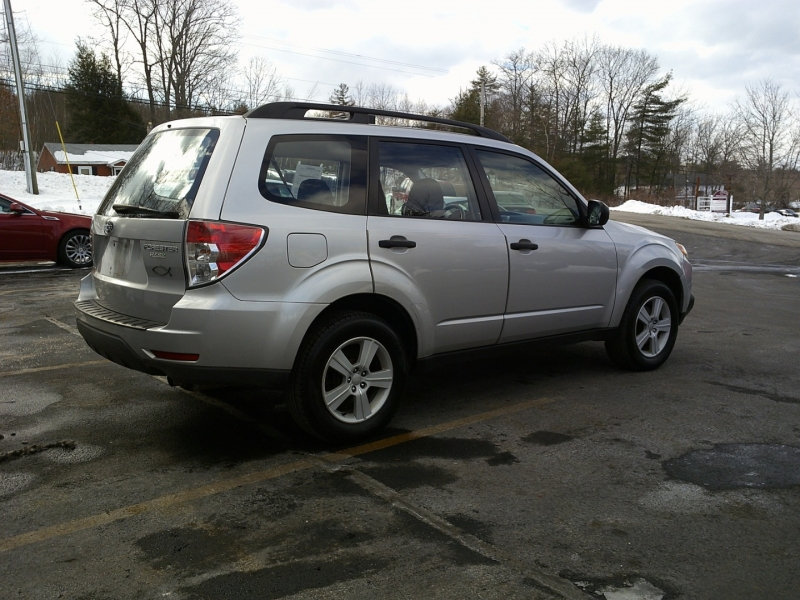Subaru Forester 2010 price $5,650