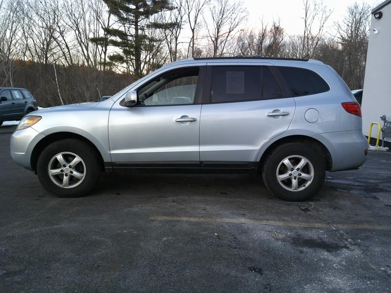 Hyundai Santa Fe 2007 price $5,550