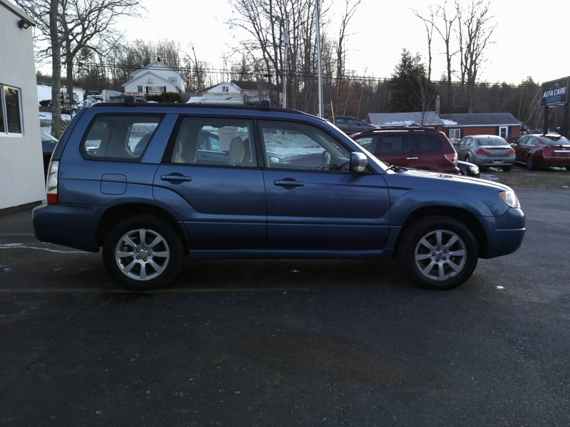 Subaru Forester 2007 price $5,950