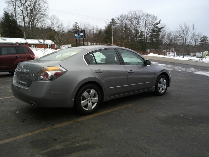Nissan Altima 2007 price $5,950