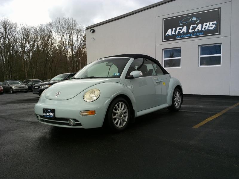 Volkswagen New Beetle Convertible 2005 price $5,850