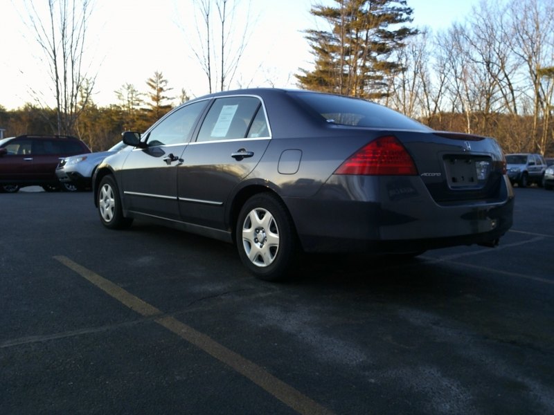 Honda Accord Sdn 2007 price $4,850