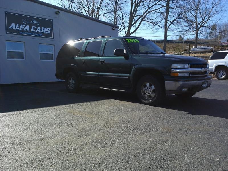 Chevrolet Suburban 2002 price $1,950