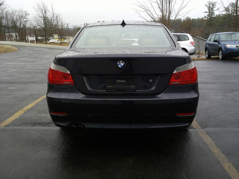 BMW 5-Series 2008 price $6,950