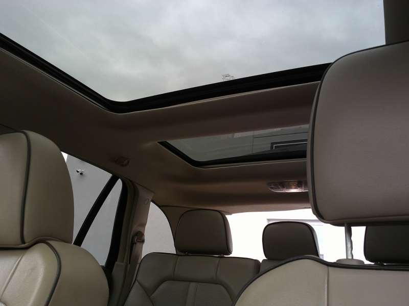 Lincoln MKX 2011 price $7,650