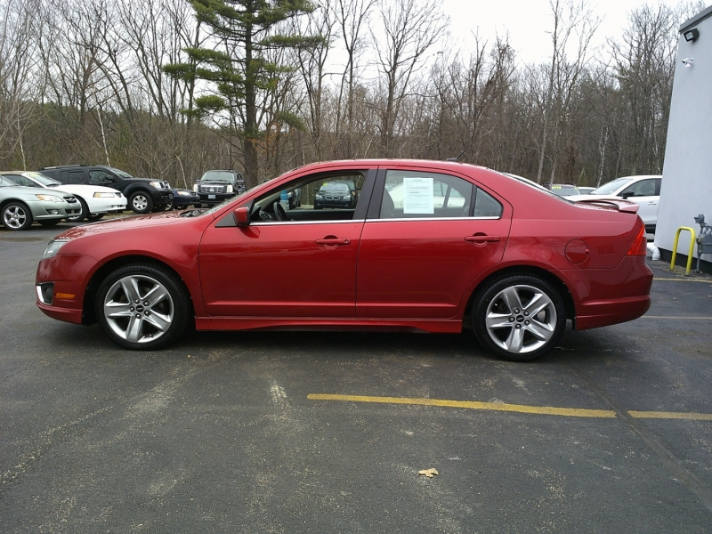 Ford Fusion 2011 price $4,750