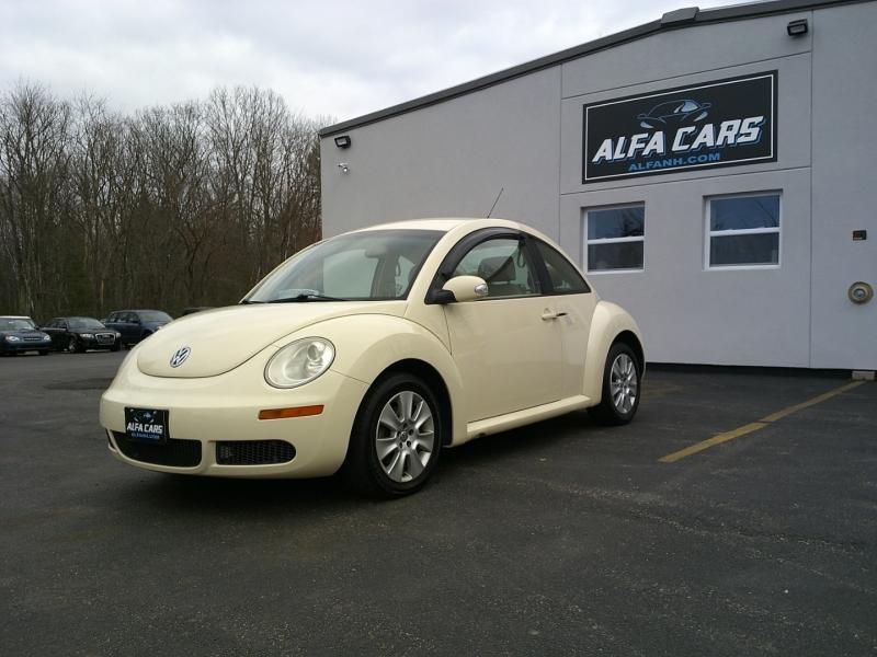 Volkswagen New Beetle Coupe 2009 price $6,950