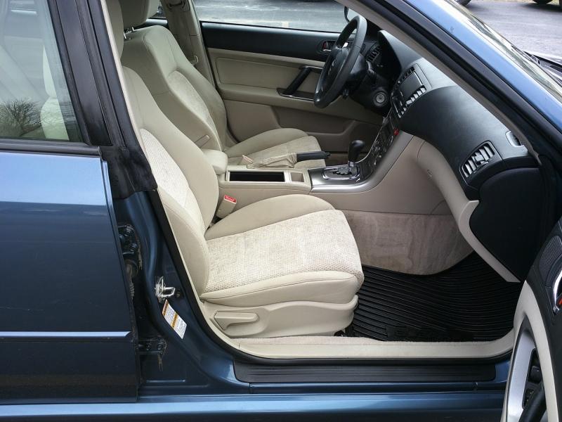 Subaru Legacy Sedan 2006 price $5,650