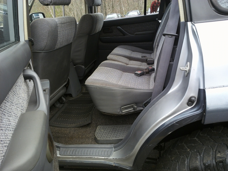 Toyota Land Cruiser 1991 price $14,550