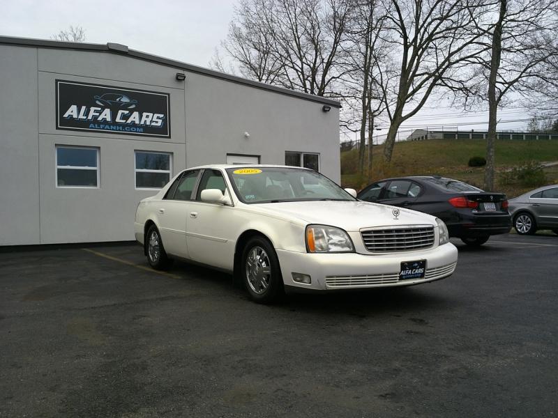 Cadillac DeVille 2005 price $3,550