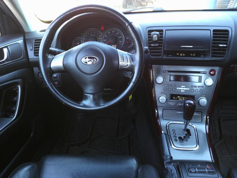 Subaru Legacy (Natl) 2008 price $5,950