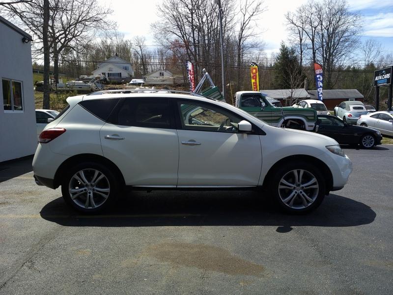 Nissan Murano 2011 price $9,450