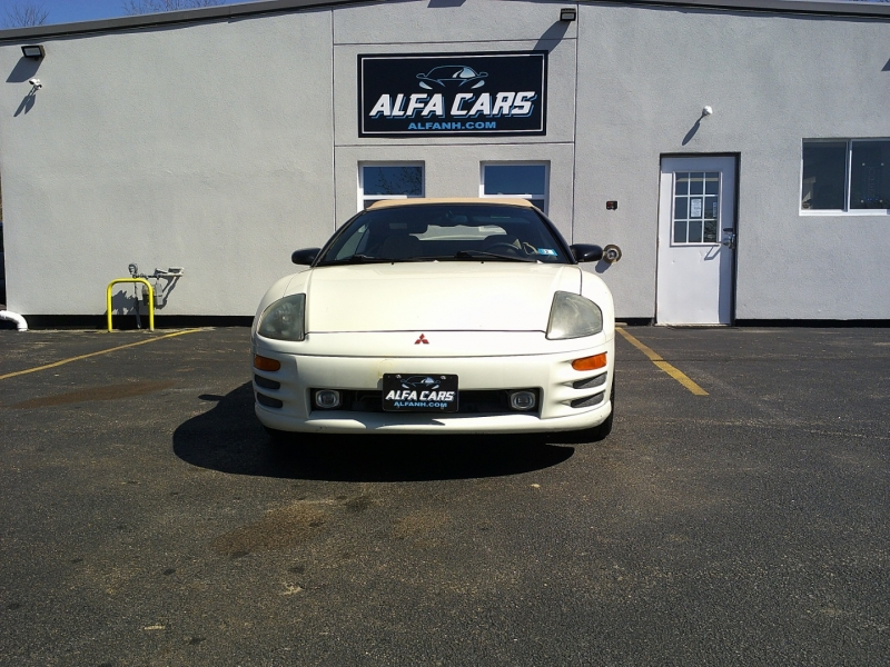 Mitsubishi Eclipse 2001 price $3,650