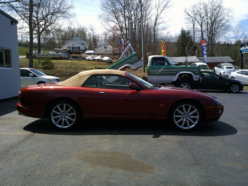 Jaguar XK8 2006 price $24,950