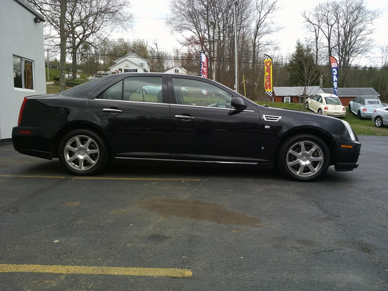Cadillac STS 2008 price $3,950