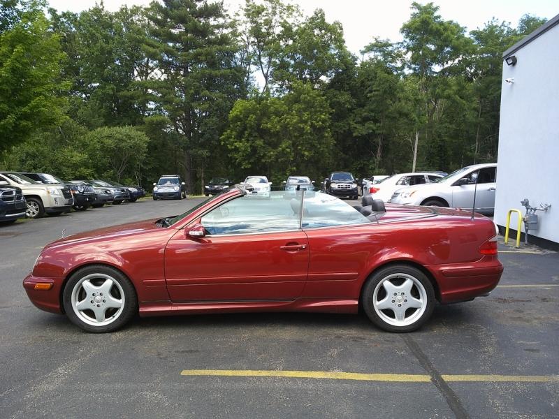 Mercedes-Benz CLK-Class 2001 price $6,650