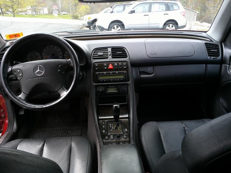 Mercedes-Benz CLK-Class 2001 price $6,950