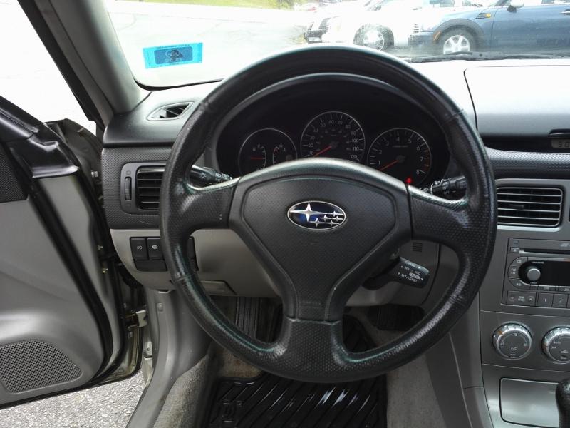 Subaru Forester (Natl) 2005 price $3,550