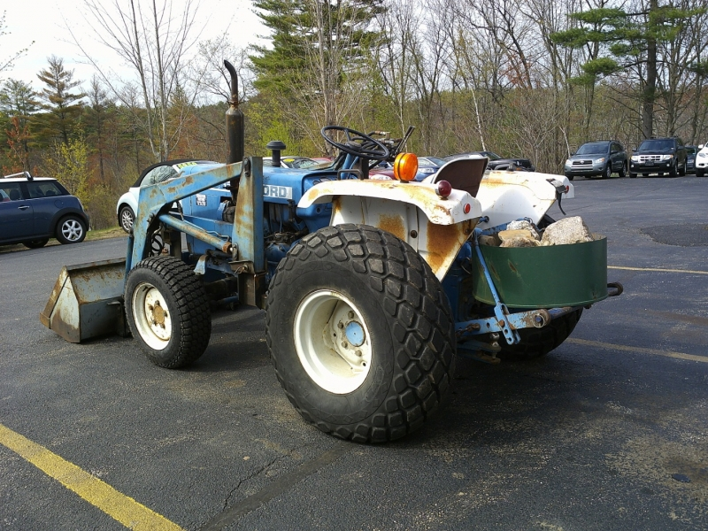 Ford - 1986 price $7,550