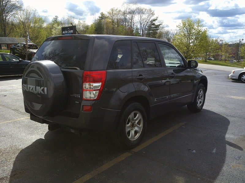Suzuki Grand Vitara 2012 price $7,950
