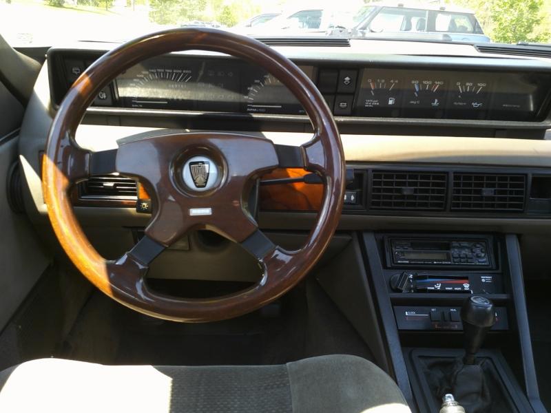 Rover SD1 V-8  1982 price $14,950