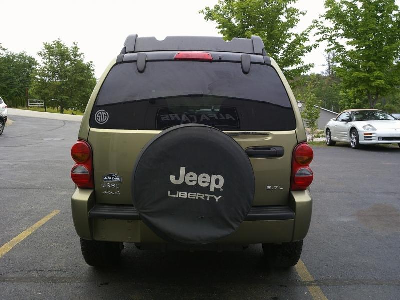 Jeep Liberty 2003 price $3,550