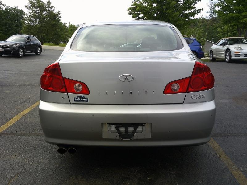Infiniti G35 Sedan 2005 price $4,550