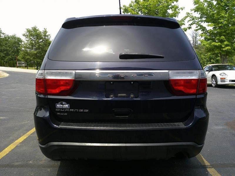 Dodge Durango 2011 price $9,450