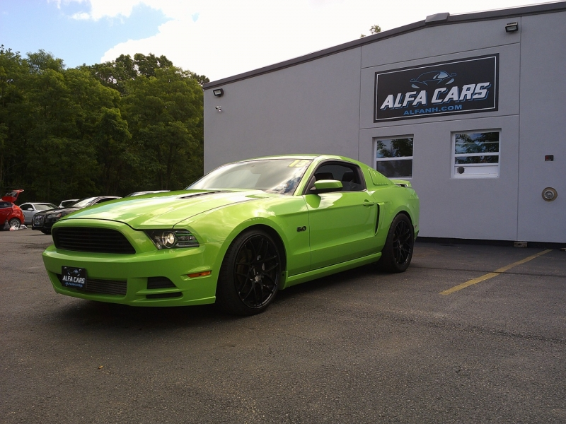 Ford Mustang 2013 price $32,950