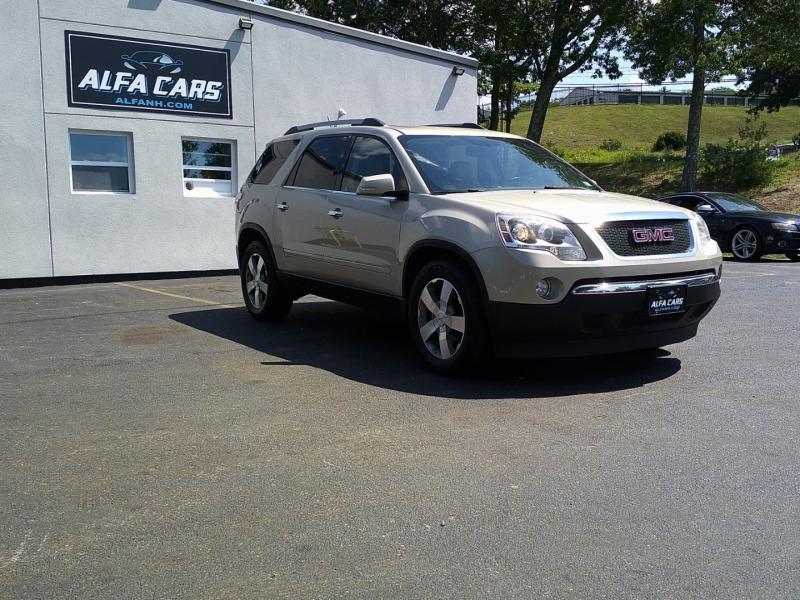 GMC Acadia 2011 price $6,550