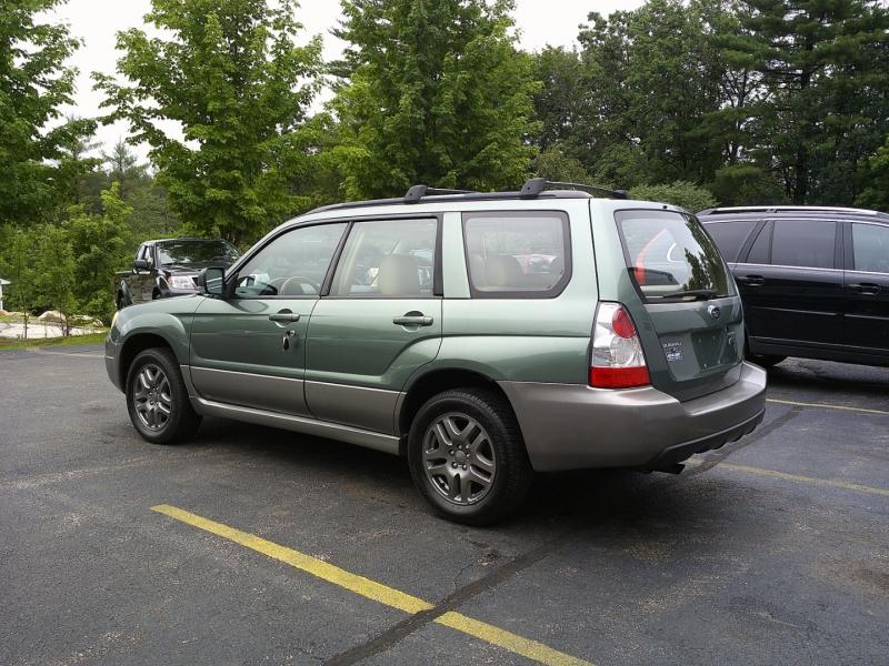 Subaru Forester 2006 price $6,350