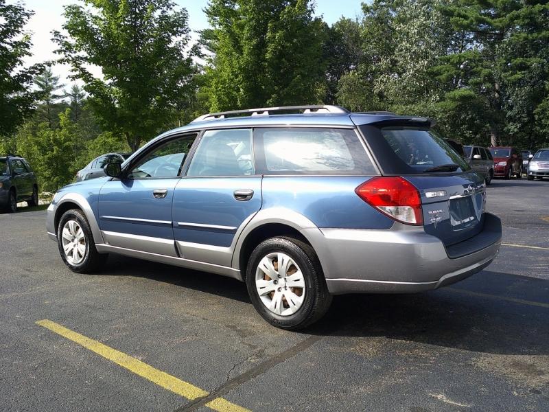Subaru Outback 2009 price $5,350