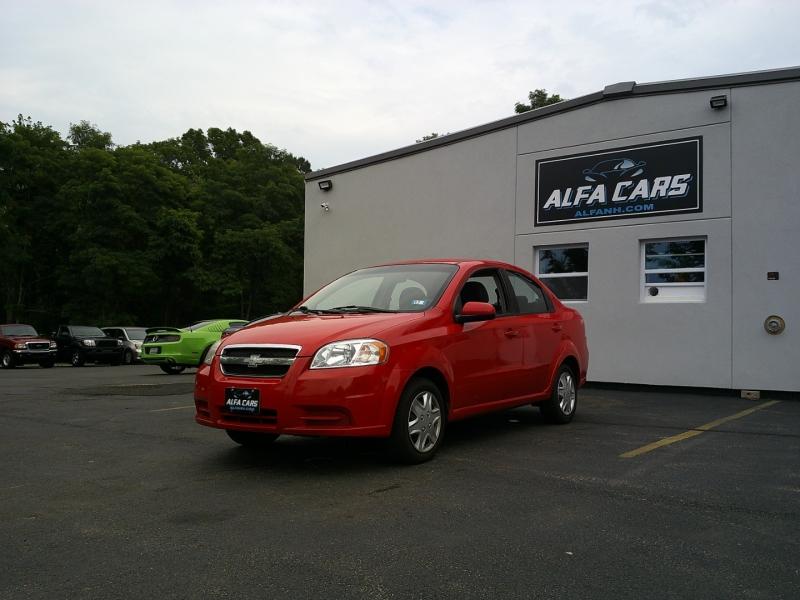 Chevrolet Aveo 2010 price $3,250