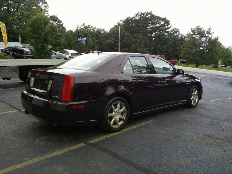 Cadillac STS 2008 price $5,950