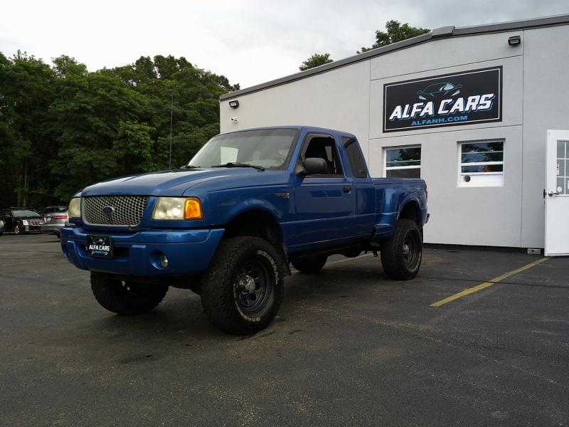 Ford Ranger 2001 price $5,550