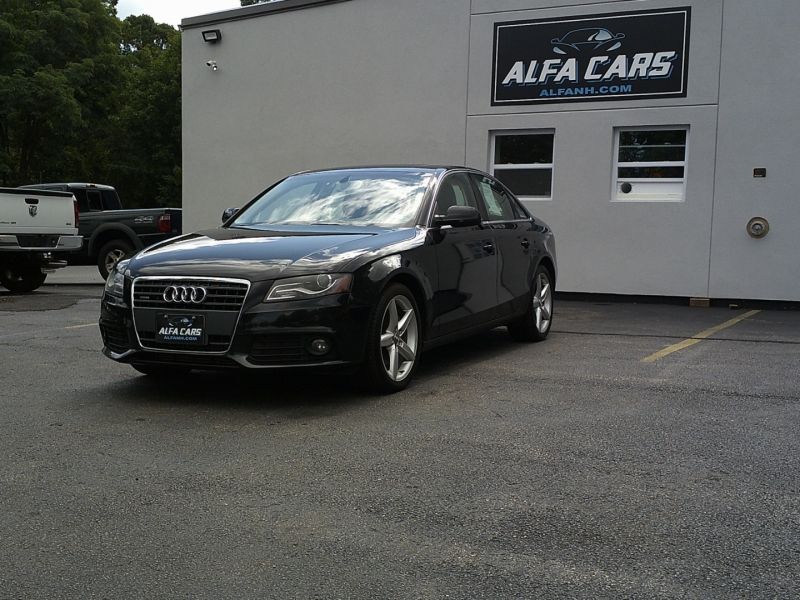 Audi A4 2011 price $8,450