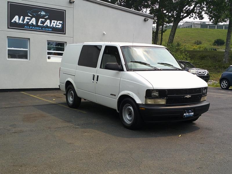 Chevrolet Astro Cargo Van 2001 price $2,550